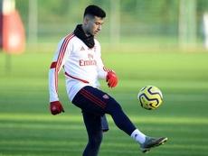 Gabriel Martinelli pourrait rater la fin de la saison. ArsenalFC