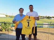 Rulli devrait être titulaire face aux Girondins de Bordeaux. MontpellierHSC