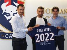 Gonçalves, el 'amigo' de Neymar, se marcha al Caen. SMCaen