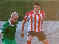 Gorka Pérez deja el Bilbao Athletic. AthleticClub