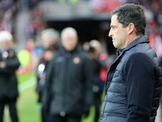 Jack Ross, dismissed and the position is now free. Twitter/SunderlandAFC