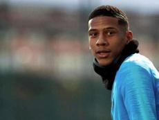 Todibo, ¿de vuelta al Camp Nou? EFE