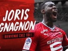 Gnagnon se marcha al Rennes. Captura/staderennais