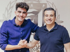 El Valladolid ejerce la opción de compra sobre Kike Pérez. RealValladolid