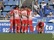El Almería venció con claridad en el Heliodoro. LaLiga