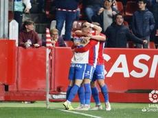 El Sporting ganó en un mal partido ante el Elche. LaLiga