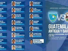 Guatemala teme una sanción. EFE
