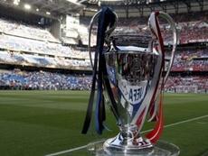 Sorpresas para la próxima Champions. EFE/Arhivo