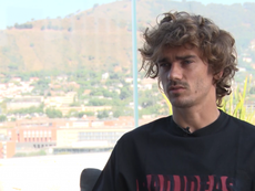 Griezmann a répondu aux question du quotidien 'Marca'. Capture/Marca