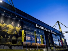 El Borussia volvió al tajo. Twitter/BVB