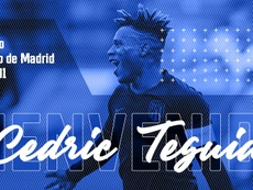 El Cádiz también sonó para acoger al joven jugador. Twitter/RealOviedo