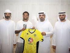 Junior Fernandes deja su aventura europea y se marcha a los Emiratos. AlIttihadKalba