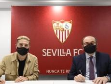 Actualidad del mercado de fichajes a 27 de enero de 2021. SevillaFC