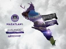 Este repentino cambio generó muchas críticas. Twitter/MazatlánFC