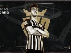 Vuelta a casa: Osasuna anuncia el fichaje de Lucas Torró. CAOsasuna