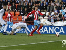 El Lugo venció al Deportivo en el derbi gallego. LaLiga