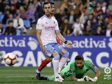 Linares regresará a una lista del Zaragoza. LaLiga