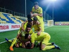 El Villarreal B quiere golpear primero ante el Melilla. Villarreal