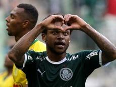 Um susto desperta o Palmeiras à tempo. Palmeiras