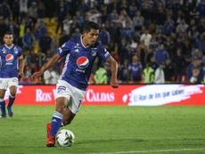 Mackalister Silva y Arango no estarán frente a Tolima. Millonarios