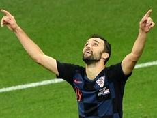 West Ham y Aston Villa se fijan en Badelj. AFP