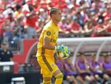El Benfica ya suma diez jugadores con coronavirus. AFP