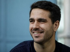 Pablo Insua habló sobre su inminente futuro. Schalke04/Archivo