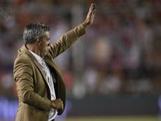 Pusineri quiere que el 'Rojo' sea más agresivo. Independiente