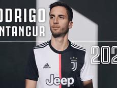 Bentancur poursuit l'aventure jusqu'en 2024. JuventusFC