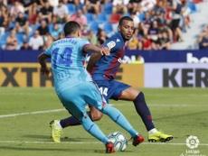 Levante y Eibar empataron en el Ciutat de València. LaLiga