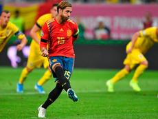 Ramos quiere llegar al Mundial de Catar. SeFutbol