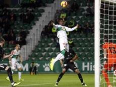 Sory Kaba jugará el torneo con Guinea. LaLiga