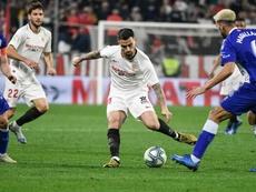 Suso racconta l'addio al Milan. Twitter/SevillaFC