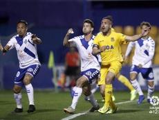 Luis Pérez, baja ante el Albacete. LaLiga