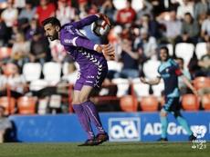 El Albacete no pudo superar al Oviedo. LaLiga