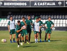 El Castellón quiere empezar con mejor pie. CD_Castellon