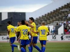 El Cádiz sale victorioso de La Línea en los penaltis. CádizCF