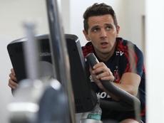Montillo jugará en Universidad de Chile. UdeChile