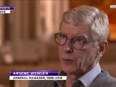 Wenger não acredita em Hazard como substituto de CR7. Captura/beINSports