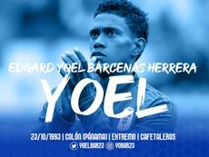 Bárcenas vuelve al Oviedo con más fuerza. Twitter/RealOviedo