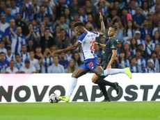 El Oporto le busca salida a Zé Luis. FCPorto
