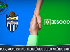 BeSoccer y Atlético Baleares comienzan juntos un nuevo proyecto. BeSoccer