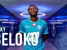 Beloko llega al Gent cedido por la Fiorentina. Gent