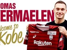 Vermaelen is the fourth Barca player to move to Vissel Kobe. VisselKobe
