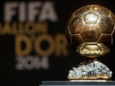 Cristiano a remporté cinq fois le Ballon d'Or. FIFA
