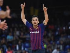 El Barça Lassa salva el 'match ball' ante el Levante. FCBarcelona