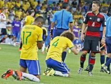 Brasil vuelve al escenario de su mayor humillación. EFE