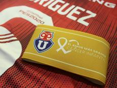 Universidad de Chile se impuso a Santiago Wanderers. Twitter/udechile