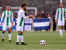 El Córdoba B sale del 'play off'. CordobaCF