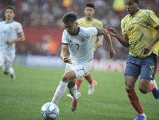 Torneo amistoso como entrenamiento. Argentina
